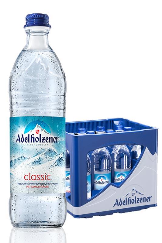 Adelholzener Classic 12x0,75l