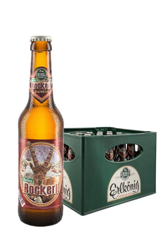 Erl Helles Bockerl 24x0,33l