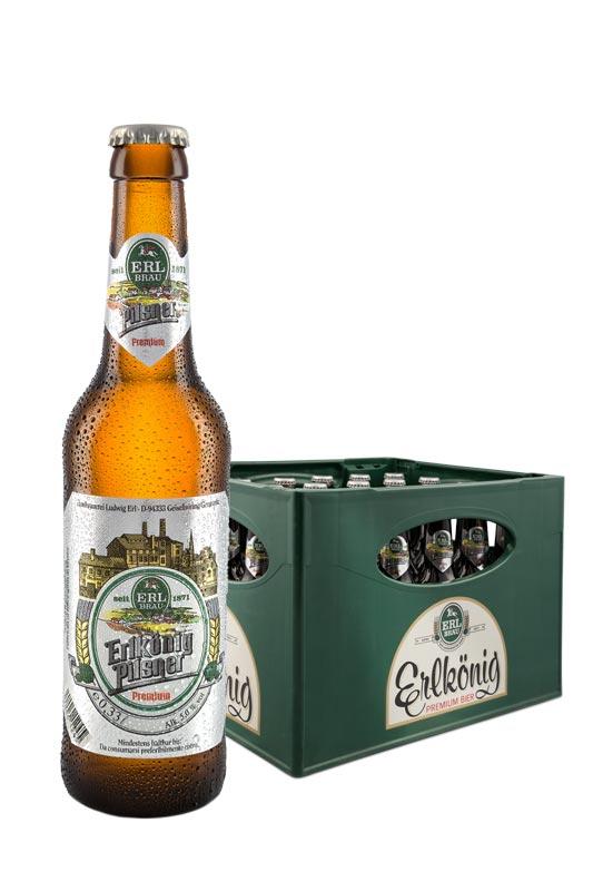 Erlkönig Premium Pils 24x0,33l