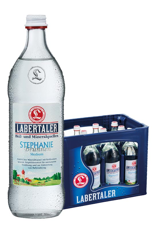Labertaler Stephanie Brunnen medium 12x0,7l