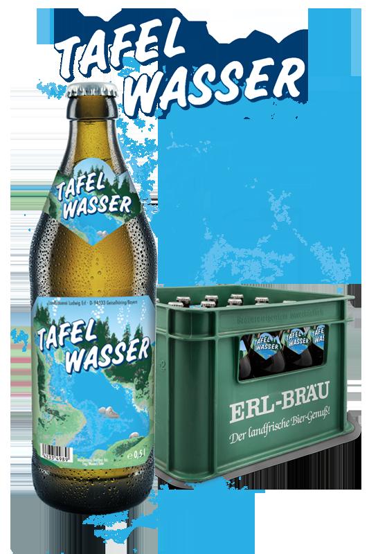 Erl Tafelwasser 20x0,5l