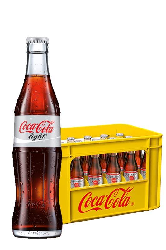 Coca Cola light 24x0,33l