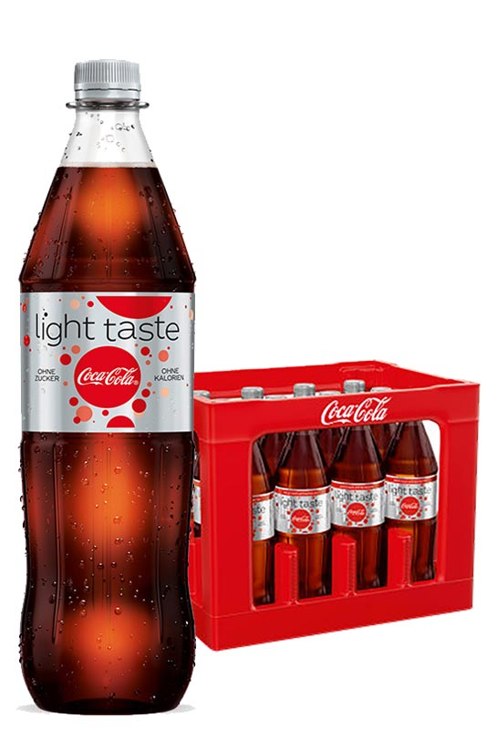 Coca Cola light 12x1,0l