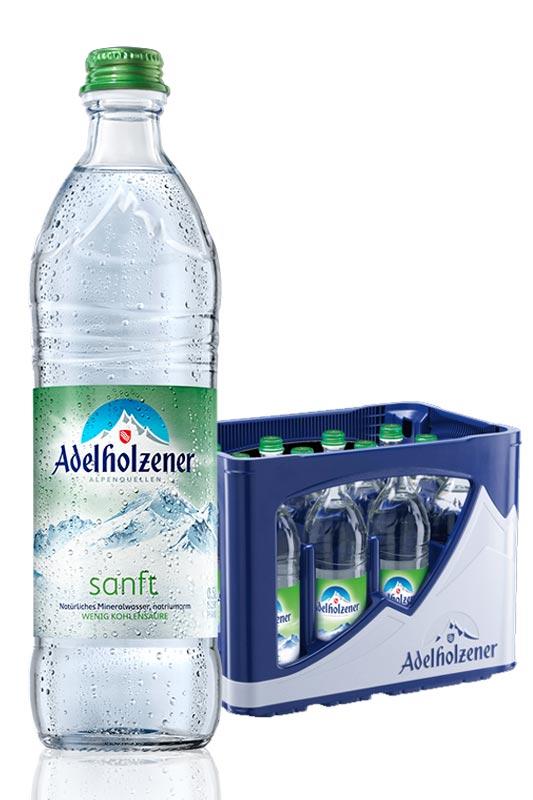 Adelholzener Sanft 12x0,75l