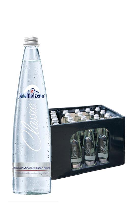 Adelholzener Gastro Classic naturell 20x0,5l