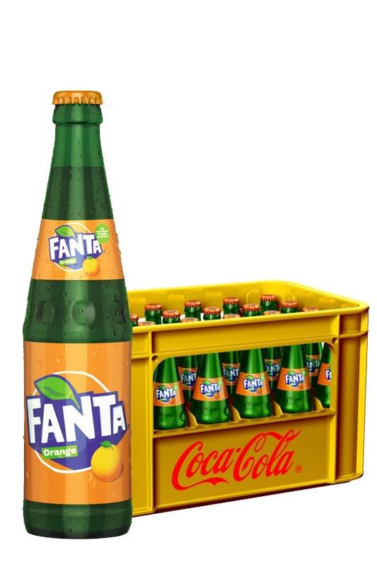 Fanta 24x0,33l