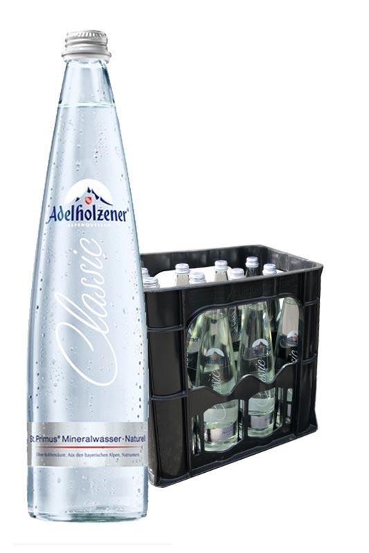 Adelholzener Gastro Classic naturell 12x0,75l