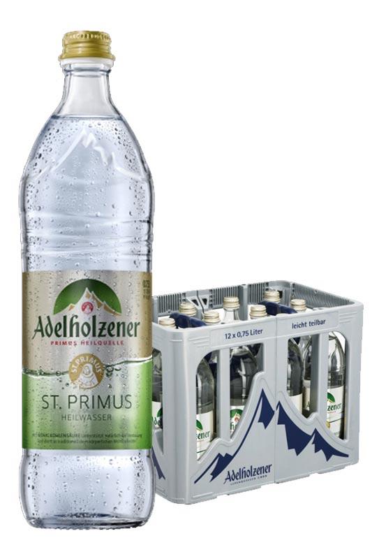 Adelholzener Heilwasser 12x0,75l