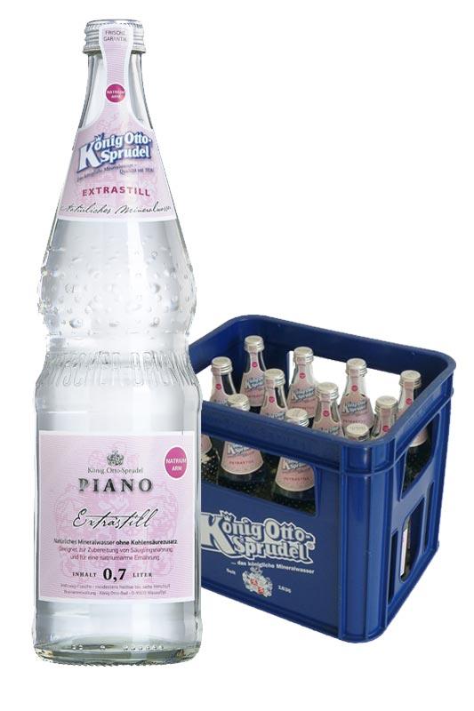 König Otto-Sprudel Piano still 12x0,7l