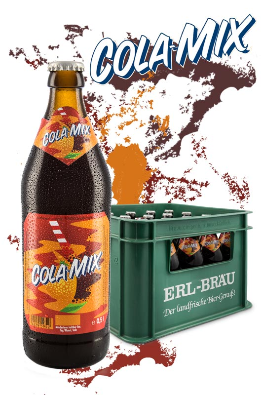 Erl Cola-Mix 20x0,5l